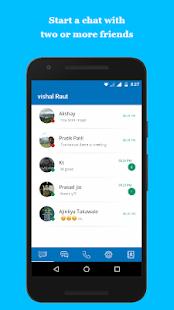 VOVO Earn Messenger - náhled