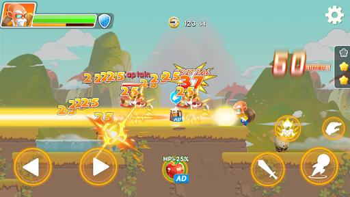 Hero the Man - Transform to Super Z SSJ Warriors 1.6.0.186 screenshots 21