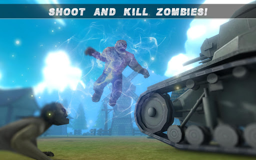 Dead Target Army Zombie Shooting Games: FPS Sniper 1.0 de.gamequotes.net 5