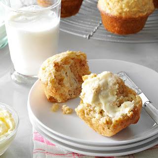 Apple Spice Muffins.