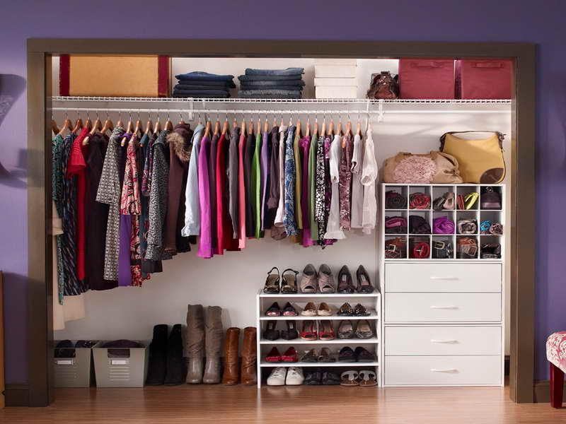 Closet Organizer Ideas closet organizer