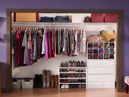 ideas closet organizador aplicaciones android en google play