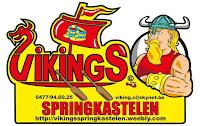 Beachvolley Deluxe Local Partners Vikings springkastelen