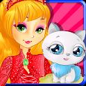 Super Party Princess Pet Shop icon