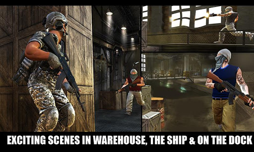 US Army Commando Survival - FPS Shooter 1.8 screenshots 2