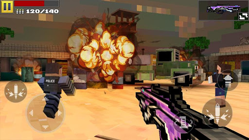Pixel Shooting 3D for PC