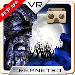DARKNESS ROLLERCOASTER - VR - CARDBOARD Icon