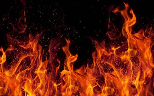 火災のテーマ