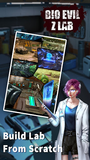 Bio Evil: Z Lab  captures d'u00e9cran 1
