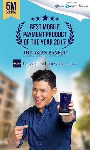 GCash - Buy Load, Pay Bills, Send Money screenshot 1