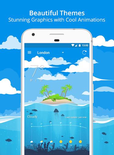 Weather Wiz: Accurate Weather Forecast & Widgets  screenshots 8