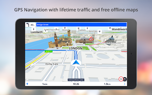 GPS Navigation Drive with Voice Maps Traffic Android Apps