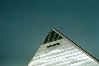 Photo: The Pyramid Arena, Memphis, TN