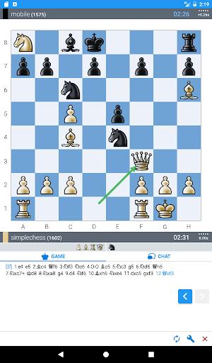 SimpleChess (Online) filehippodl screenshot 13