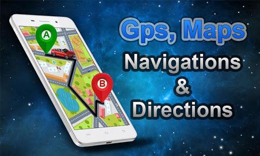 GPS, Maps, Navigations & Directions Apk apps 2