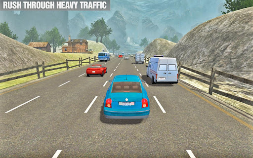 ud83cudfce Crazy Car Traffic Racing: crazy car chase 3.0 screenshots 12
