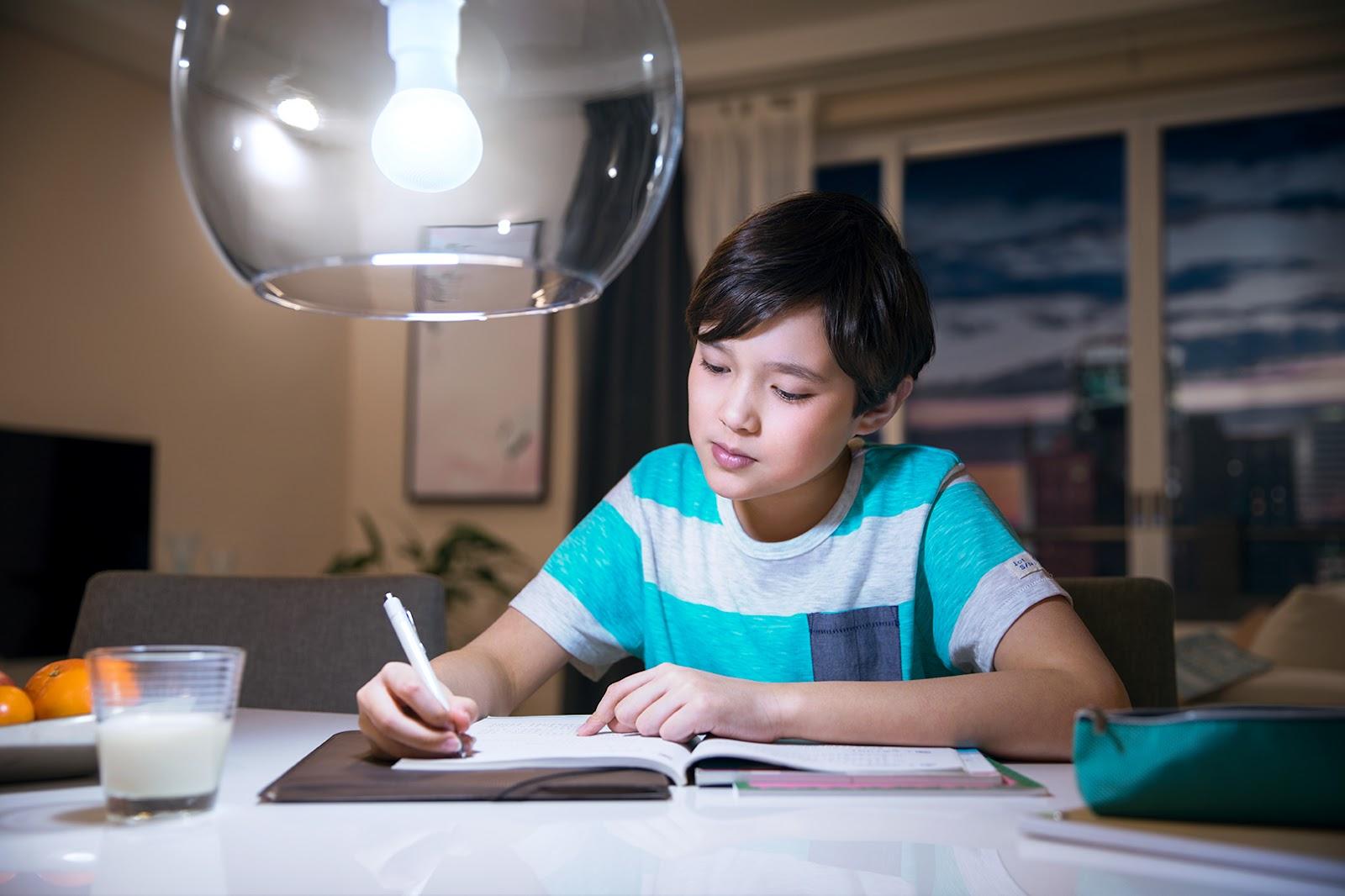 Bóng đèn Led bulb Philips hiệu suất cao êm dịu đôi mắt