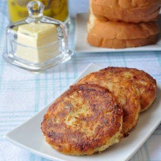 Newfoundland Fish Cakes.