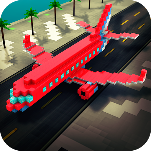Mine Passengers: Plane Simulator - Aircraft Game (game)