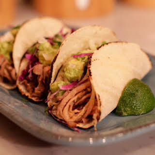 Chipotle Pork Soft Tacos.