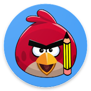 How to draw - Angry Birds APK for Bluestacks