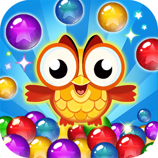Bubble Shooter: Bubble Pet, Shoot & Pop Bubbles
