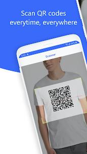QR Reader & Barcode Scanner -Create & Scan QR Code 1