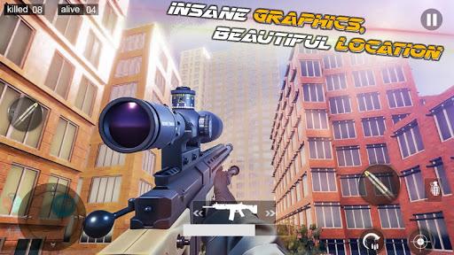 Code Triche Modern Sniper Assassin 3d: Nouveau jeu de tir de APK MOD screenshots 3