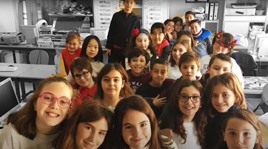"""""""¿Qué pasa con los abrazos de despedida?"""": la carta de una maestra de Almería"""