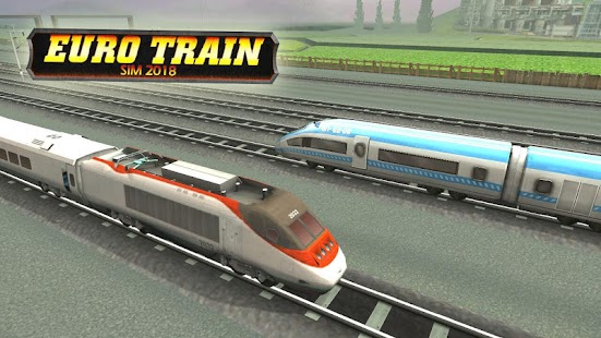 Subway Euro Train Sim- screenshot thumbnail