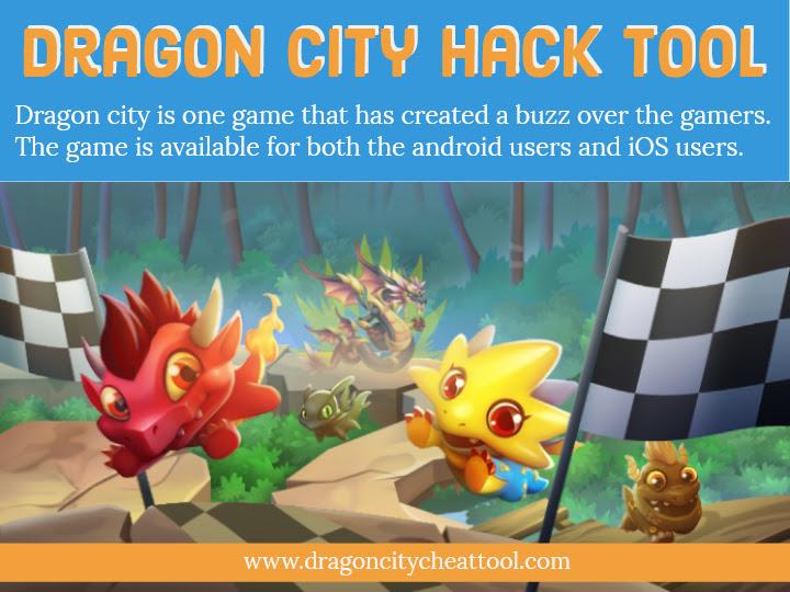 Dragon City Cheat Tool