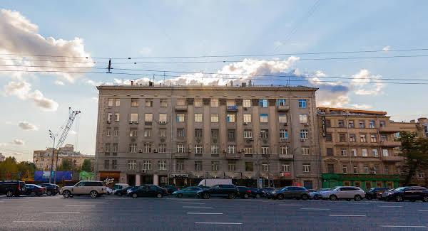 Hostel Bear Smolenskaya