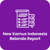 New Kamus Indonesia Belanda Report