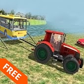Towing Tractor 3D