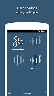 Noisli - Focus, Concentration & Relaxation- screenshot thumbnail
