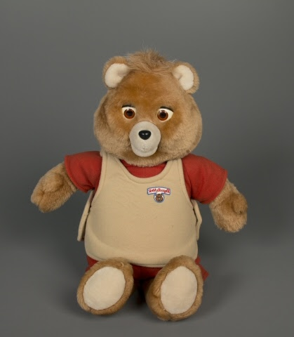Stuffed animal | doll:Teddy Ruxpin
