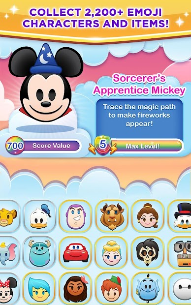 Disney Emoji Blitz Android App Screenshot