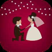Video Wedding Card Maker - Short Digital Invites icon