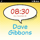 Dave Gibbons FlipFont icon