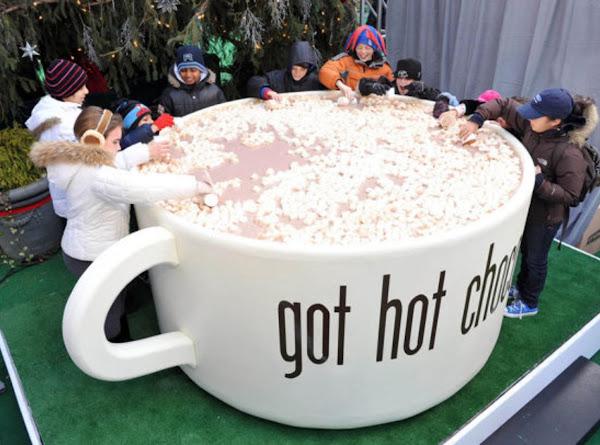 Rich Hot Chocolate Recipe