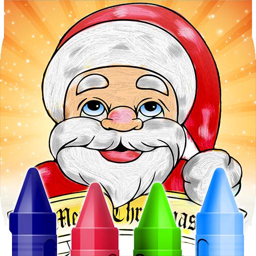 Christmas Coloring Book 4 Kids