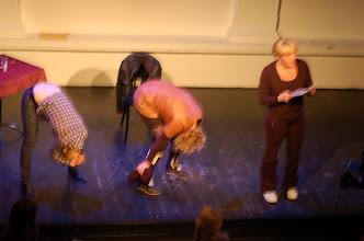 Photo: Kate Pendry framførte WRRR 2. mars på Cafeteatret
