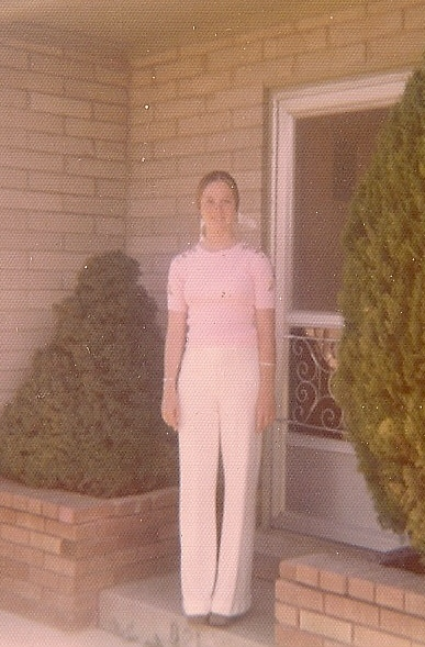 Photo: Diane Cheatham. I think she was in Utah for a week or so just before Susan and I got married.