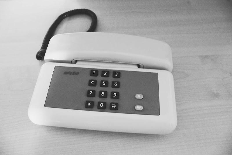Telefono casa di gocciazzurra