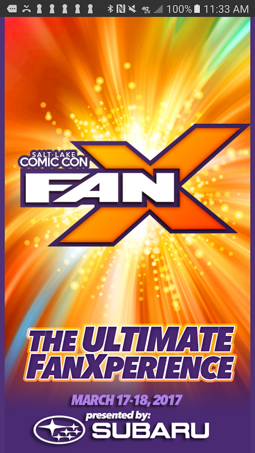 FanX 2017- screenshot