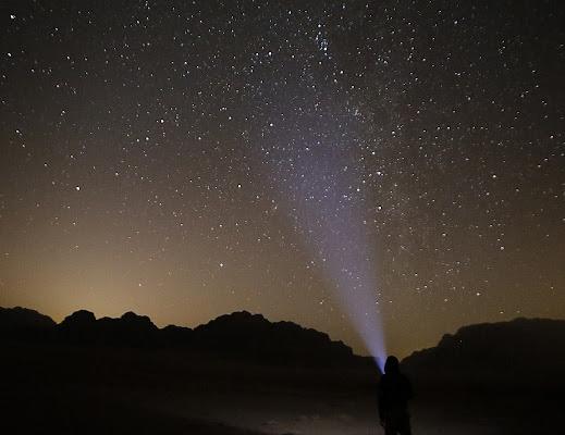 Magia sotto le stelle.  di _mirko_pale_