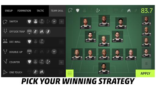 SEASON 20 Pro Football Manager 3.4.4 screenshots 2