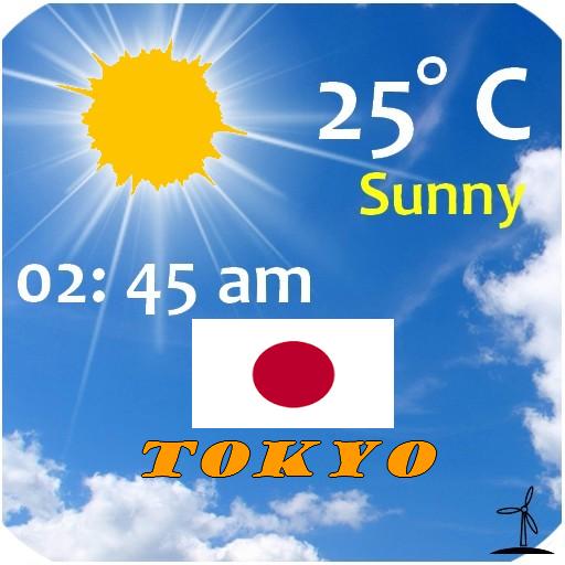 天気東京 天氣 App LOGO-APP開箱王