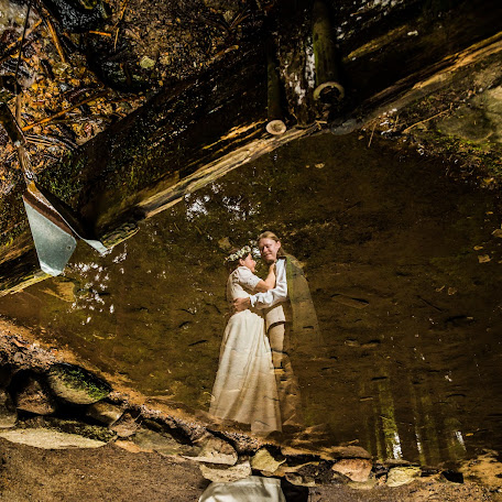 Fotógrafo de bodas Matouš Bárta (barta). Foto del 15.01.2018