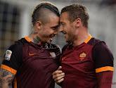 Francesco Totti stopte al twee jaar geleden met voetballen, maar was nog steeds actief binnen AS Roma